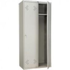 Шкаф индивидуального пользования(мет.гардероб) LS-21-80