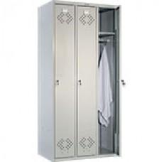 Шкаф индивидуального пользования(мет.гардероб) LS-31