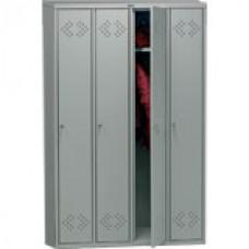Шкаф индивидуального пользования(мет.гардероб) LS-41