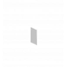 Дверь стеклянная в алюминиевой раме R-03.1